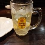亜紗 - 強炭酸ハイボール