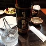 亜紗 - 黒霧島(ボトル)