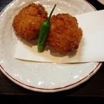 亜紗 - カニクリームコロッケ