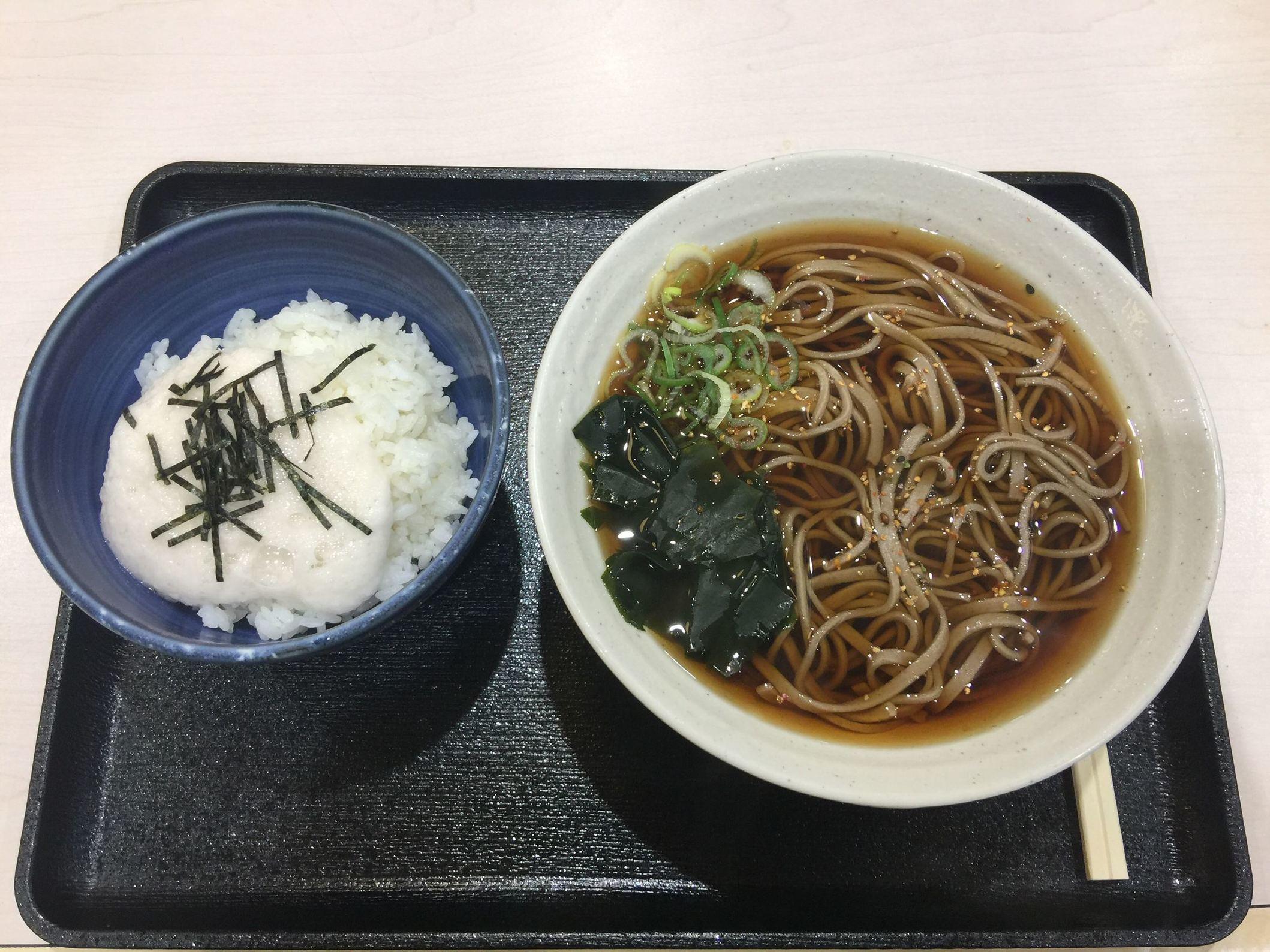 そば処 吉野家 掛川PA上り店 name=