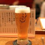 こなから - 生ビール