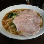 74958003 - チャーシュー麺(950円)大盛(100円)