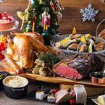 ロビーラウンジ 「マーブルラウンジ」 - メニュー写真:クリスマスランチブッフェ