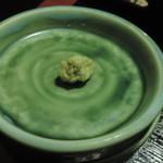 鳥元 - 薬味は山葵オンリー
