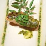 螢月 - 焼物(木の芽味噌かな)