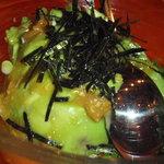 六文船 - アボカドの味噌漬け