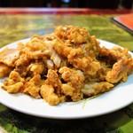 広盛園 - 油淋鶏(580円)