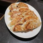 唐苑 - 焼き餃子