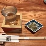 大阪うなぎ組 - コース(うなぎ組御膳) 6000円(税抜) の始まりです