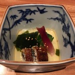 大阪うなぎ組 - 前菜:うざく