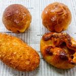 Le pain de Oukatei - 料理写真: