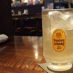 松江の台所 こ根っこや - (2017年07月)出雲生姜じんじゃハイボール