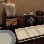 炉端と串カツ テツオ - (2017年07月)