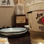 炉端と串カツ テツオ - (2017年07月)ジムビームハイボール