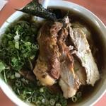 味の大西 - 料理写真:チャーシューワンタン麺