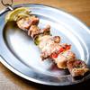 イベリコ豚ロースの串焼き