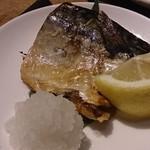 74968607 - 2017年10月の焼き魚はサバ