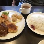 コビアン - 日替わりランチ800円+税