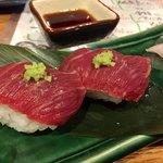 74968751 - 肉寿司・馬肉赤身