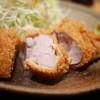 とんかつかっぽう かつぜん - 料理写真:鹿児島黒豚 ヒレかつ