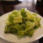 イングレッソ - 前菜のサラダ
