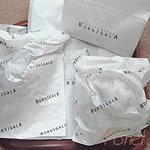 ブーランジェリー ブルディガラ - レジ袋から出してみました。