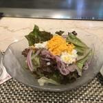 サカナザ - サラダ