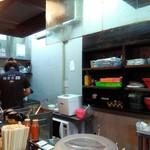 麺食堂 88 - 厨房