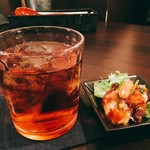 チャイニーズバル マルク - 甕だし紹興酒