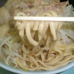 らーめん 蓮 - 麺