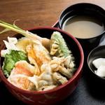ちゅるり - 本日の丼 ¥880