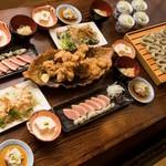 ちゅるり - 料理長おまかせコース おひとり2000円の写真