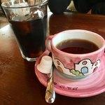 ピッツェリア デラチッタ - ホットコーヒー アイスコーヒー
