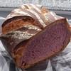 パン工房 麦穂 - 料理写真:・紫いもパンドカンパーニュ 420円