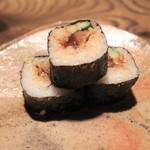ごはんや 要兵衛 - 食事 炙り秋刀魚のキンパ