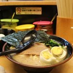 光家 - ラーメン 700円