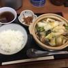 たけうま - 料理写真:ちゃんこ定食720円