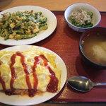 ヤンバル食堂 - 料理色々