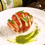 ホームパーティーレストラン 10th story - カプレーゼ