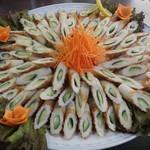 サランチェ - 竹輪