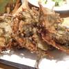 龍潭 - 料理写真:もずく天ぷら