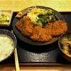 三朝 - 料理写真:ヒレかつ定食