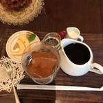 gallery cafe NUNO  - 俯瞰