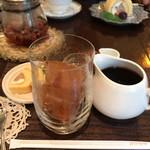 gallery cafe NUNO  - 氷コーヒー
