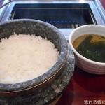 KollaBo - 釜めし&わかめスープ