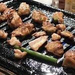 鶏鉄板焼き 鳥司 -