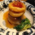 7499053 - ほっくほくお芋と豚の角煮