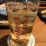 日本酒バル米酒 - ハイボール