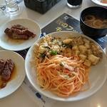 エヴァンタイユ ゴルフクラブ レストラン -