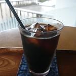cafeうえまる - アイスコーヒー@500